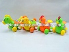 wind up animal toys cattle and chicken