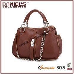 2012 Hot Star Cowhide/Genuine Leather Drape Shoulder Bag