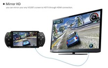 39. digital handheld pvp game player with tv output