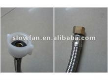 toilet flexible hose,toilet water hose (F9/16xF7/8)