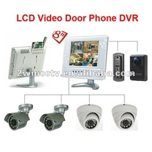 3G mobile view network home video security system