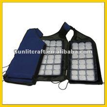 ventilation / ice gel cooling Vest waistcoat for hiking / biking