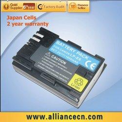 7.2V 1800mAh Digital Camera Battery for Canon EOS 60D