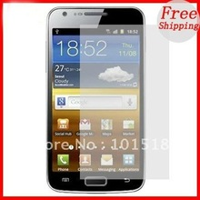 Clear Screen Protector for Samsung Galaxy SII LTE I9210 phone accessory