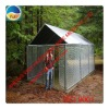 hot sale high quality cheap chain link wooden dog kennel