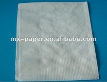 "15""*17"" ,2ply ,13-6gsm,1/8 fold design embossed napkins, paper serviettes, paper table napkins,dinner napkin"