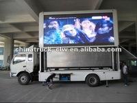 FOTO LED advertising truck