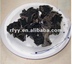 dried black auricularia