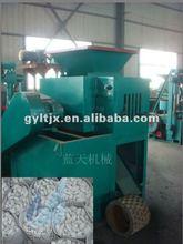 Environmental protection coal ball pressing making machine