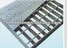 Rectangle sand casting ductile cast iron floor grate