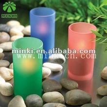 MINKI 2012 hot items led tea light candle wedding gift