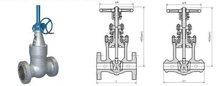 self seal gate valve