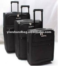 Stock travel luggage in 3pcs