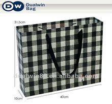 Fashion 2012 Paper Shopping Bag