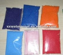 fine color silica sand for decorative