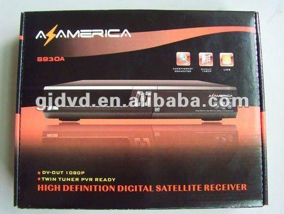 Az america s930 hd, azbox doble sintonizador, nagra 3 para américa del sur
