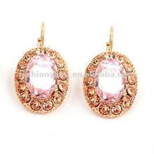 Korea style jewelry star earrings-Bright ear buckle