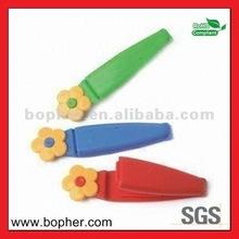 novelty mini plastic bag sealer clip