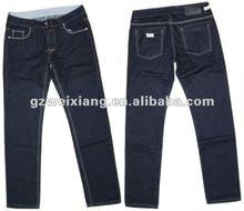 Men Fashion Straight Jeans,Black denim pants