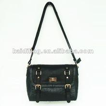 Designer lady sling bag pu bags 2012(KD11588#)
