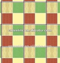 zebra design 100% Polyester printed Fabric