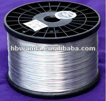 Fio de ferro galvanizado 0.5 mm / aço galvanizado fria coil / arame galvanizado 3 mm