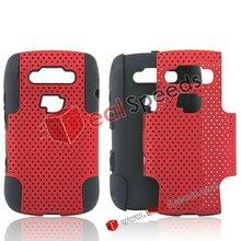 2 in 1 Detachable Hybird Mesh Hard Case for BlackBerry Bold 9790