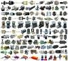 Air Brake Parts for Truck Trailer Tractor Isuzu Hino Nissan UD Mitsubishi Fuso Canter Mercedes Benz Man Volvo Scania Daf