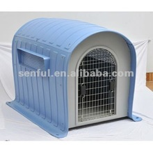 Dog Cage, Pet Kennel, Plastic Dog Carrier