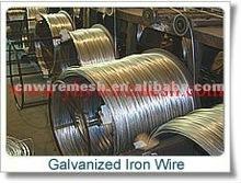 Galvanized wire hot dep (Manufacture& ISO9001))