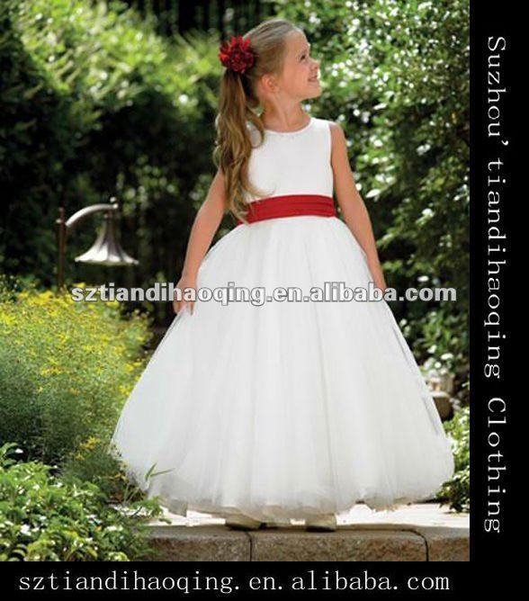 Vestido de fiesta joya del tobillo - longitud heavy princesa de ...