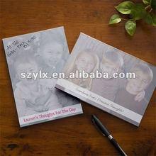 2012 photo notepad from China printer