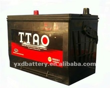 auto calcium battery high quality maintenance free battery