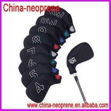 Neoprene Golf Iron Covers