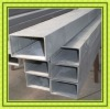 Hot Dip Rectangular Steel Tube Standard Sizes