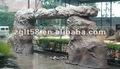 Grande ao ar livre esculturas exibição jardim