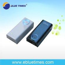 4400mAh Portable battery Portable power bank for iPad, ipad2, ipad3, iPhone 4, iphone 4s iphone3g/3gs iPod