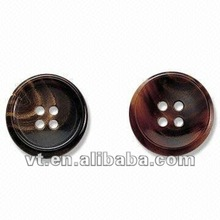 2012 top sale Eco-Friendly chinese polyester rod button