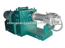 Factory direct salesPin-barrel Cold Feed Rubber Extruder/Rubber Vulcanization