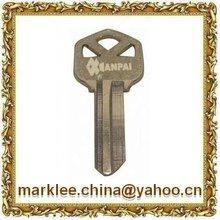 Round jma key blank lock