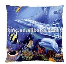 Dolphin Art Design Throw Pillow Case or Cushion Case / Cover
