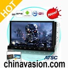 Car DVD with 7 Inch Detachable Android 2.3 Tablet Panel (3G+WiFi, GPS)