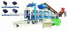 2012 best selling China block production line QTY8-15 hydraulic concrete block machine