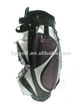 modern colorful design golf cart bag in 2012