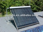 Non pressure series Solar Collector system