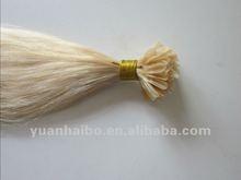 china hair factory virgin peruvian human hair u tip glue hair extension