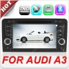 "Newest 7"" 2 Din Car DVD GPS For Audi A3"