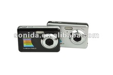 waterproof digital camera Home use digital camera with 14.0 megapixels S&D-FT