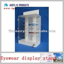 Fashion 2012 and hot sale eyewear display stand