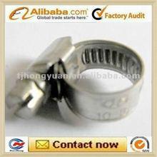 sanitary germany type hose clamp